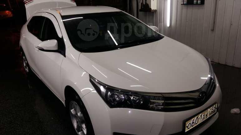 Toyota Corolla, 2013 год, 980 000 руб.