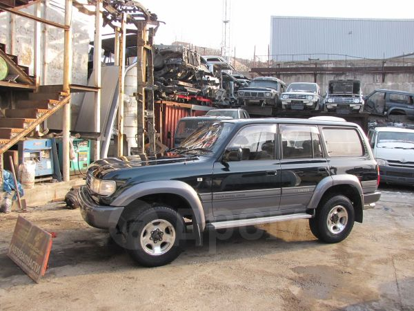 Toyota Land Cruiser, 1995 год, 790 000 руб.