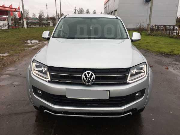 Volkswagen Amarok, 2016 год, 1 600 000 руб.