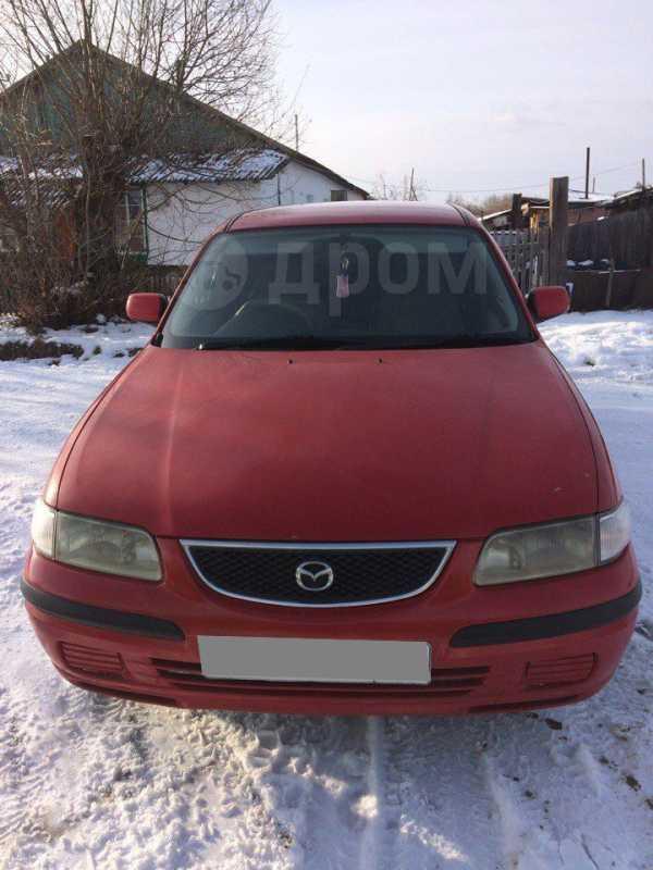 Mazda Capella, 1997 год, 155 000 руб.