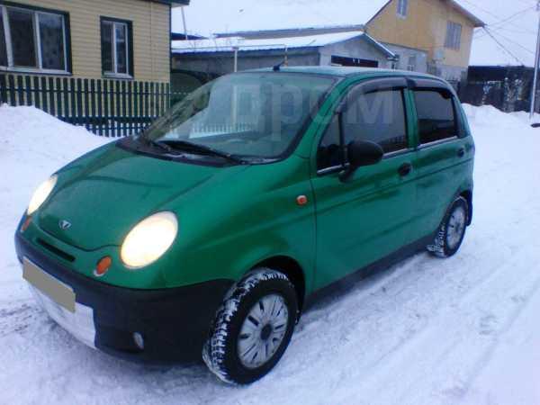 Daewoo Matiz, 2002 год, 53 000 руб.