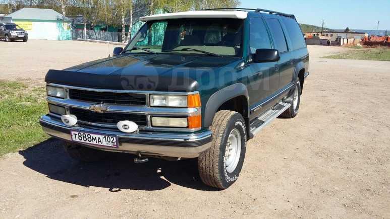 Chevrolet Suburban, 1995 год, 550 000 руб.