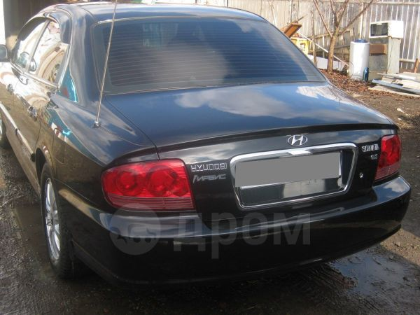 Hyundai Sonata, 2008 год, 345 000 руб.