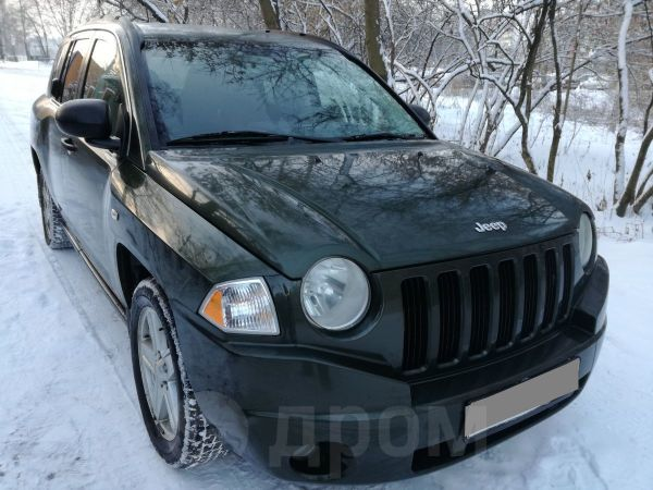 Jeep Compass, 2006 год, 340 000 руб.