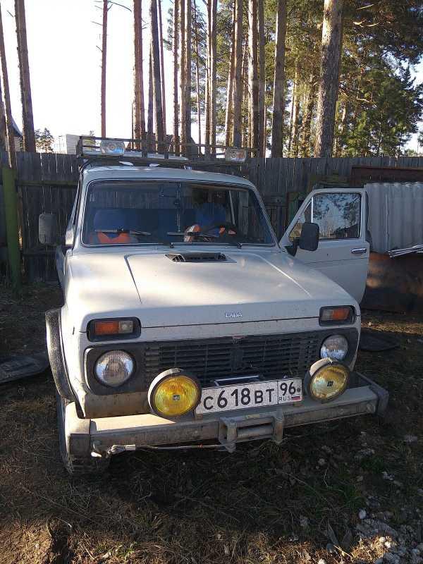 Лада 4x4 2121 Нива, 1980 год, 75 000 руб.