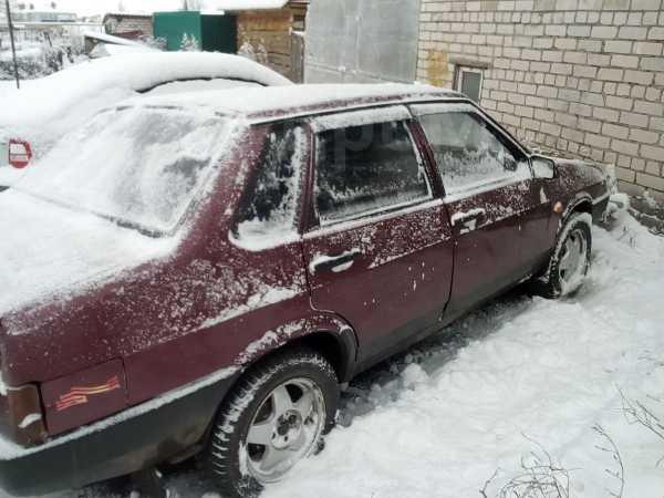 Лада 21099, 1995 год, 22 000 руб.