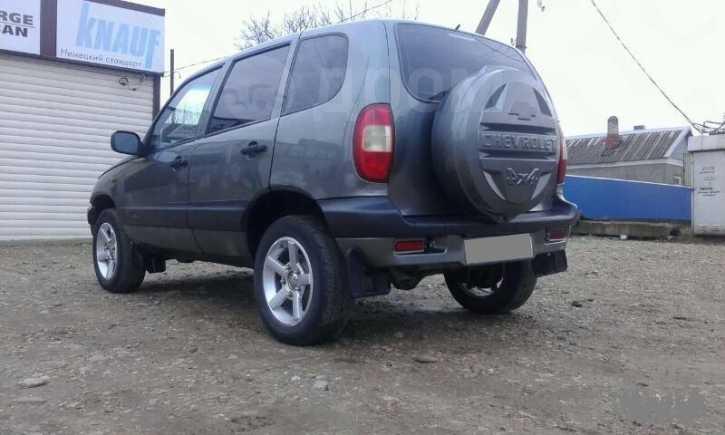 Chevrolet Niva, 2004 год, 168 000 руб.
