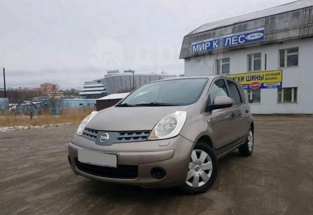 Nissan Note, 2008 год, 299 000 руб.