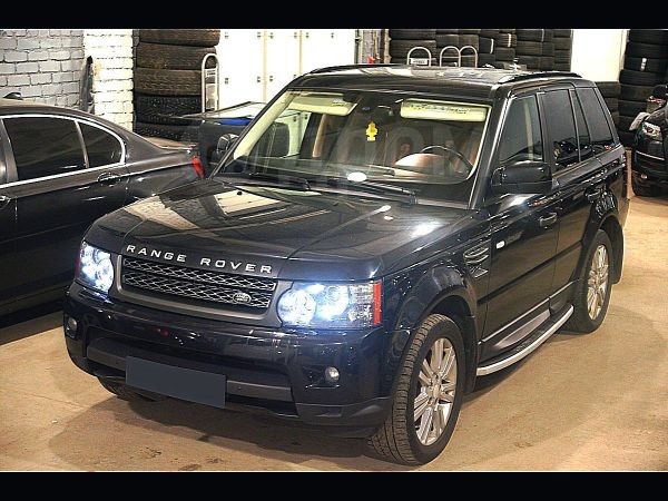 Land Rover Range Rover Sport, 2011 год, 1 330 000 руб.