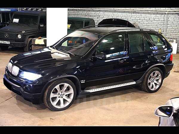 BMW X5, 2005 год, 1 150 000 руб.