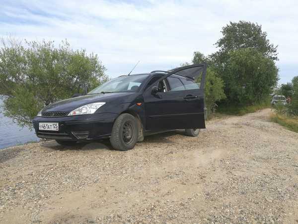 Ford Focus, 2005 год, 198 000 руб.