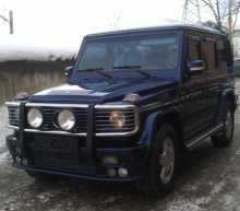 Иркутск G-Class 1998