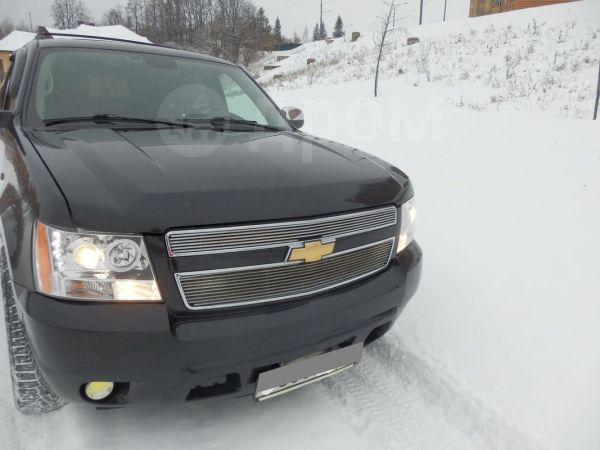 Chevrolet Tahoe, 2011 год, 1 380 000 руб.