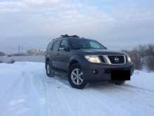 Иркутск Pathfinder 2011