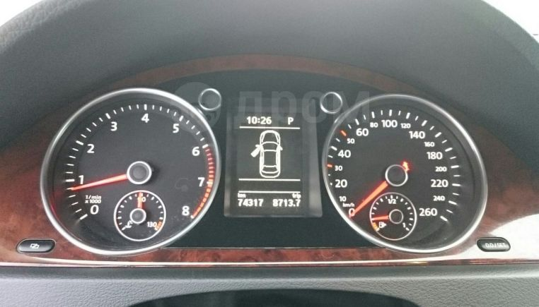 Volkswagen Passat, 2010 год, 595 595 руб.