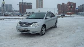 Новосибирск Королла 2002