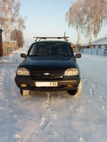 Барнаул Niva 2006