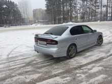 Томск Легаси Б4 2001