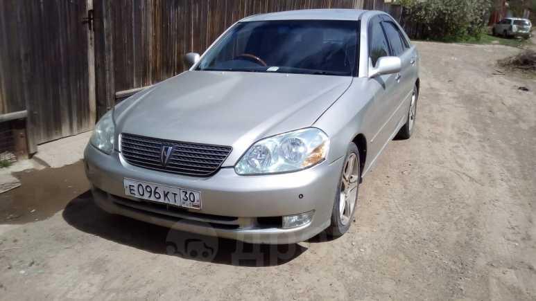 Toyota Mark II, 2002 год, 340 000 руб.