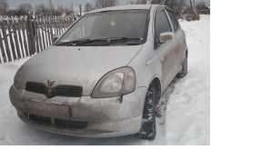Новосибирск Витц 2001