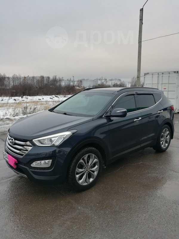 Hyundai Santa Fe, 2013 год, 1 379 000 руб.