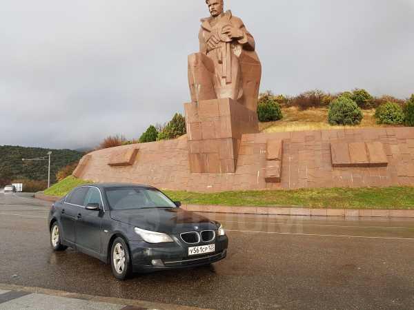 BMW 5-Series, 2009 год, 800 000 руб.