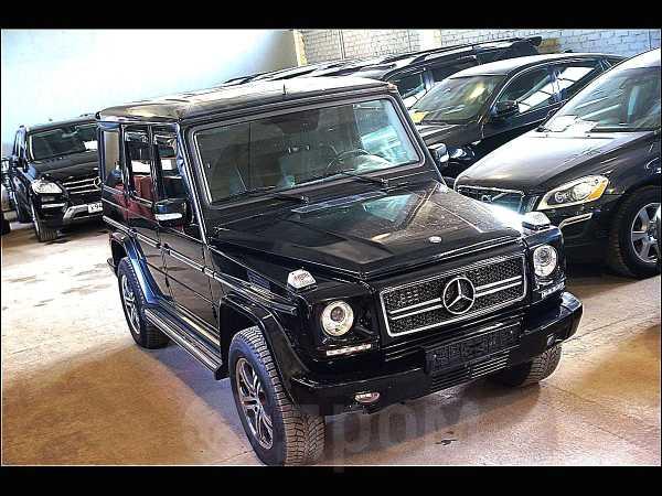Mercedes-Benz G-Class, 2011 год, 2 950 000 руб.