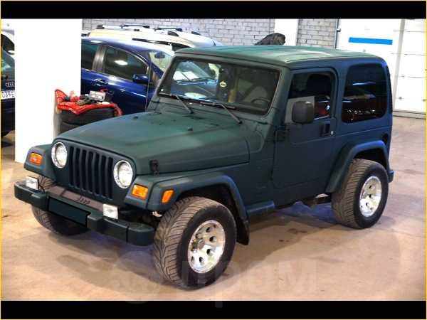 Jeep Wrangler, 2005 год, 790 000 руб.