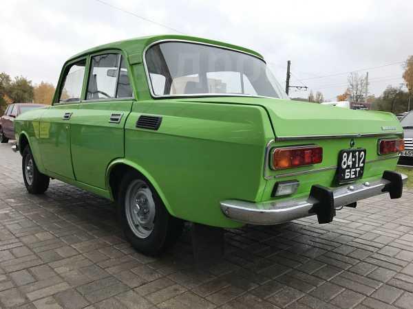 Москвич 2140, 1982 год, 150 000 руб.