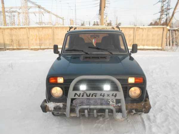 Лада 4x4 2121 Нива, 2005 год, 135 000 руб.