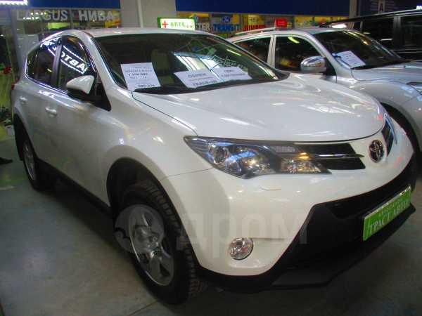 Toyota RAV4, 2015 год, 1 190 000 руб.