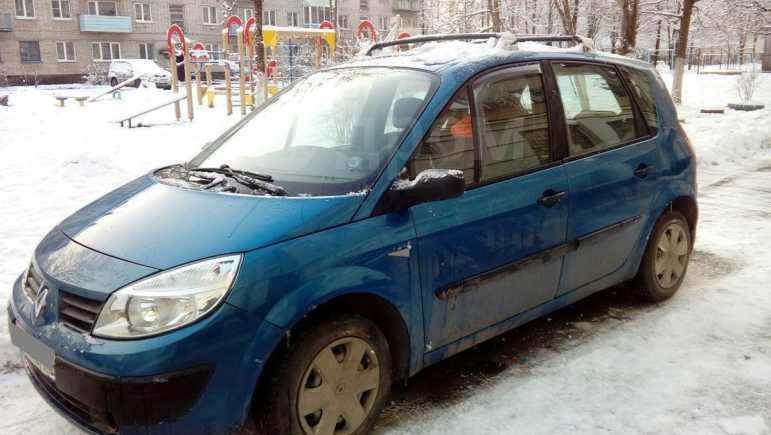 Renault Scenic, 2004 год, 220 000 руб.