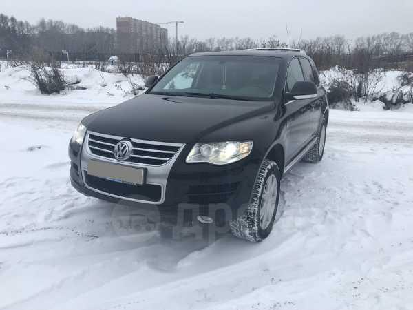 Volkswagen Touareg, 2007 год, 870 000 руб.