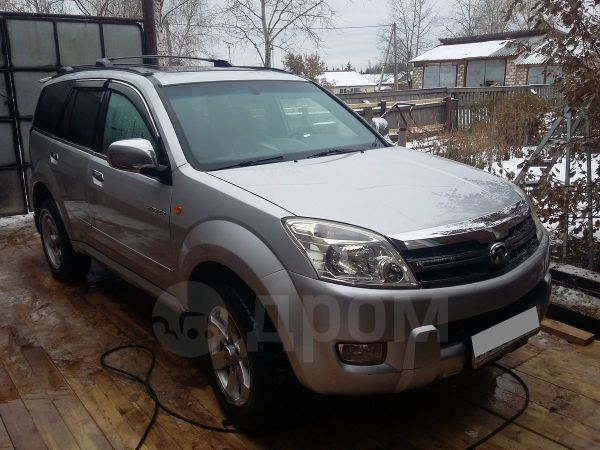 Great Wall Hover H3, 2008 год, 150 000 руб.