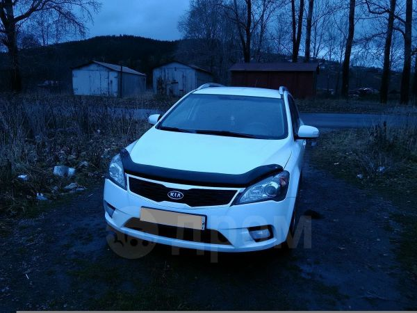 Kia Ceed, 2010 год, 440 000 руб.