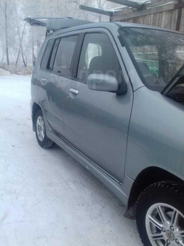 Nissan Cube, 1999 год, 85 000 руб.