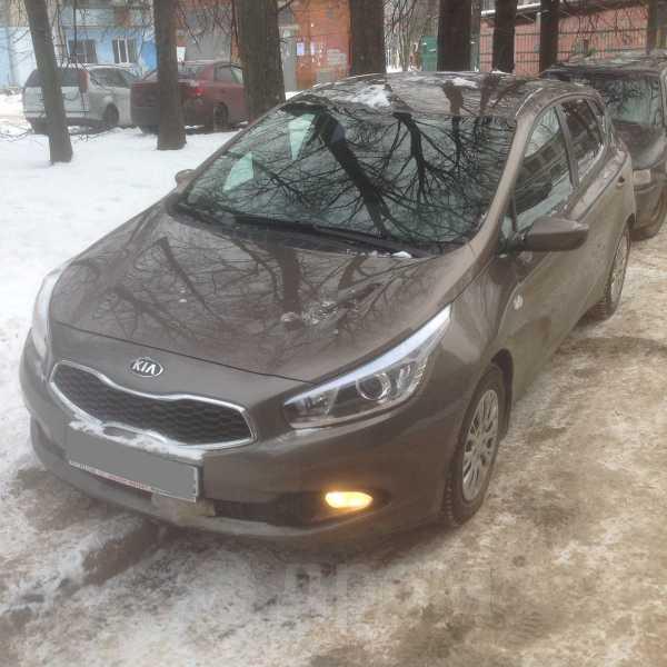 Kia Ceed, 2014 год, 540 000 руб.