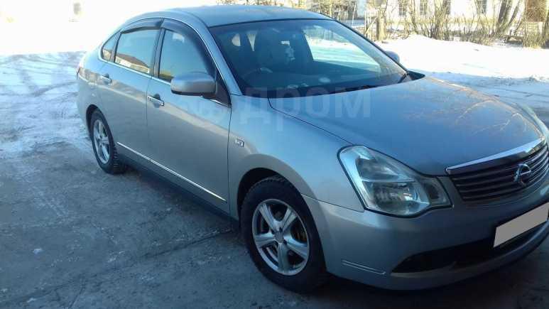 Nissan Bluebird Sylphy, 2010 год, 600 000 руб.
