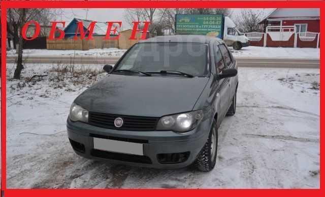 Fiat Albea, 2012 год, 240 000 руб.