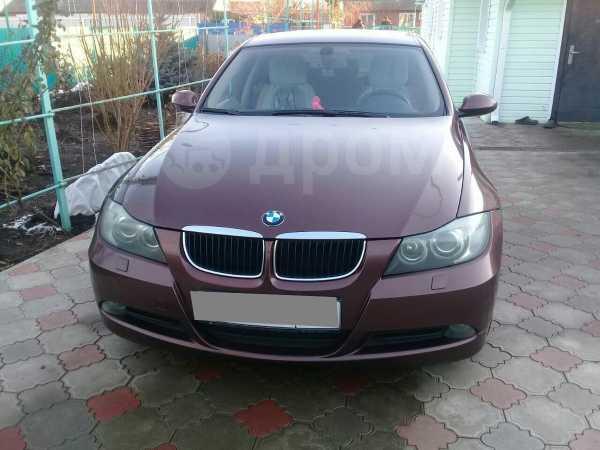 BMW 3-Series, 2007 год, 555 000 руб.