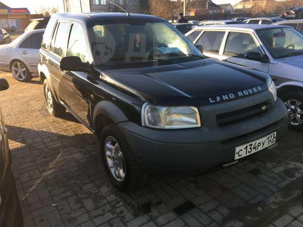 Land Rover Freelander, 2003 год, 350 000 руб.