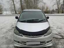 Красноярск Тойота Эстима 2001
