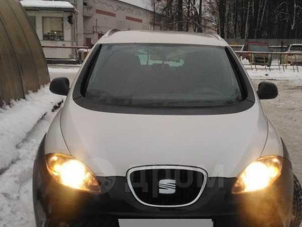 SEAT Altea, 2012 год, 617 000 руб.