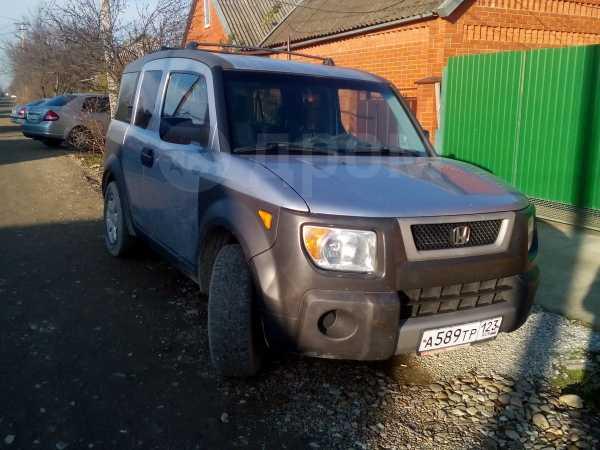 Honda Element, 2003 год, 450 000 руб.