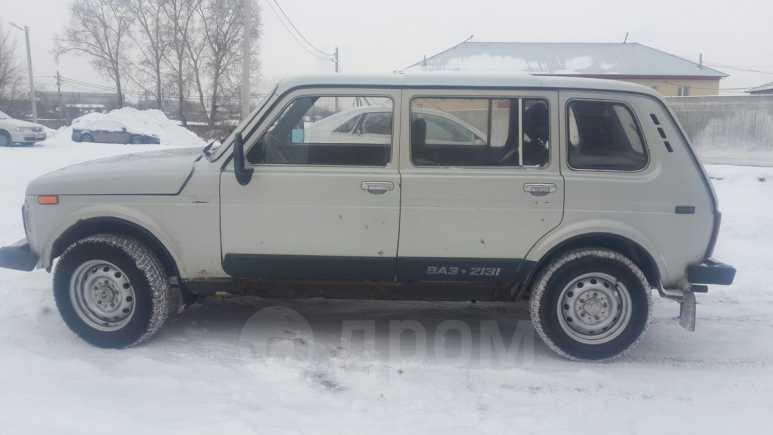 Лада 4x4 2131 Нива, 2006 год, 140 000 руб.