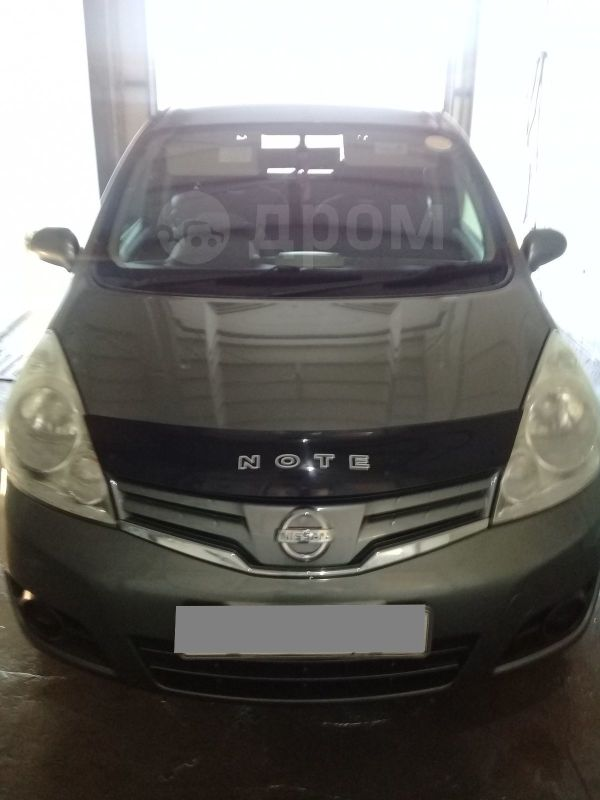 Nissan Note, 2010 год, 350 000 руб.