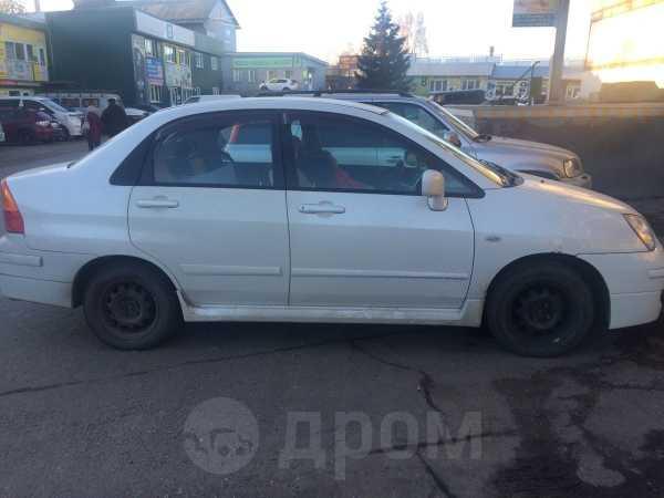 Suzuki Aerio, 2005 год, 350 000 руб.