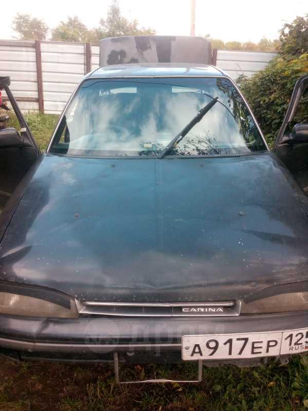 Toyota Carina, 1989 год, 33 000 руб.