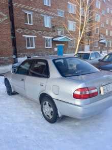 Зима Королла 1999
