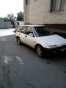 Хабаровск Цивик Шаттл 1990
